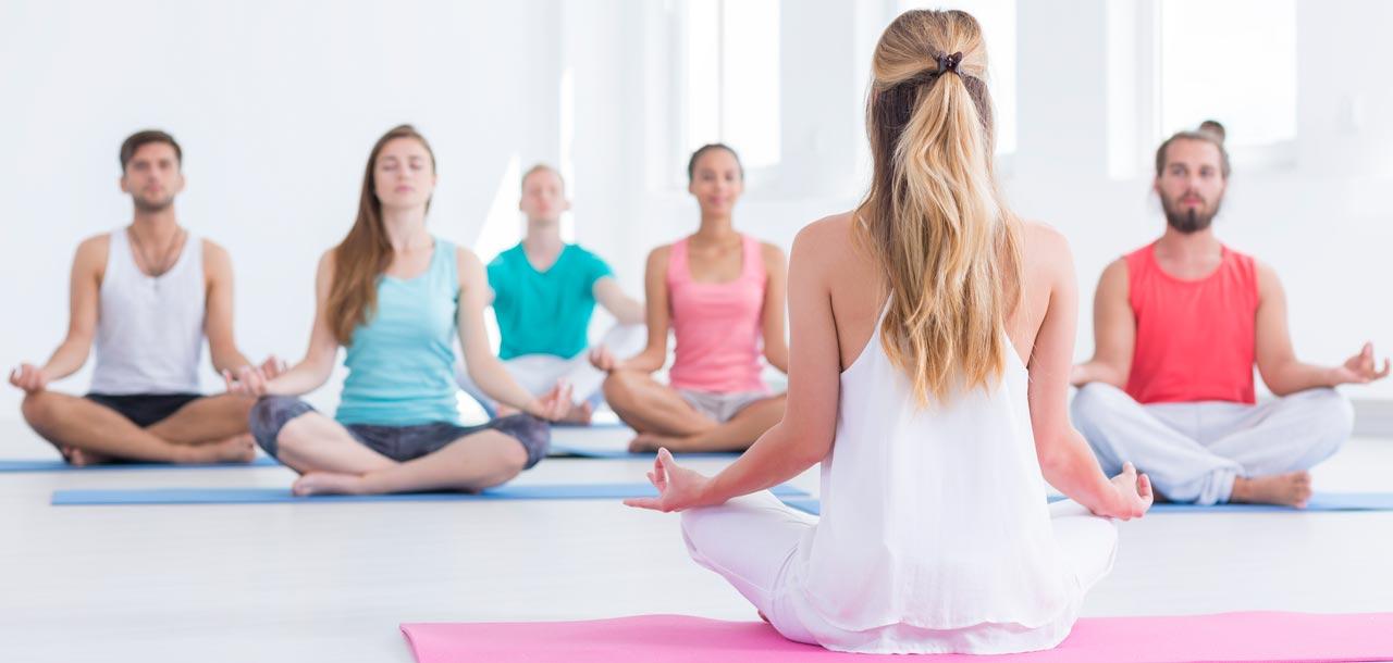 Pranayama Yoga Breathing